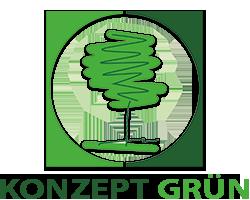KONZEPT GRÜN Logo